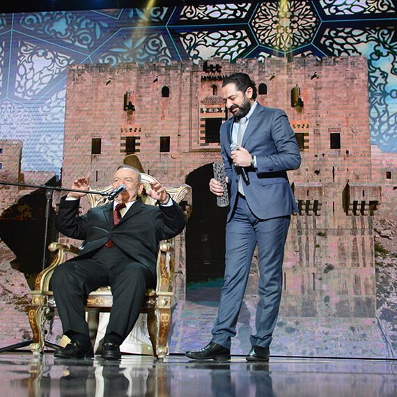 2nd Edition Arab Nation Music Awards (2017)